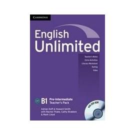 English Unlimited Pre-intermediate Teacher's Pack