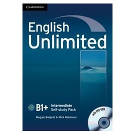 English Unlimited Intermediate Self-study Pack
