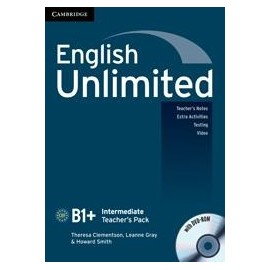 English Unlimited Intermediate Teacher's Pack