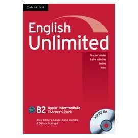 English Unlimited Upper Intermediate Teacher's Pack
