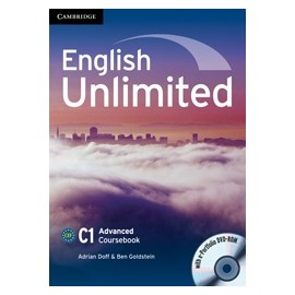 English Unlimited Advanced Self-study Pack