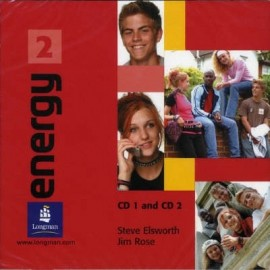 Energy 2 Class Audio CDs (3)