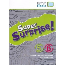 Super Surprise! 5-6 iTools DVD-ROM