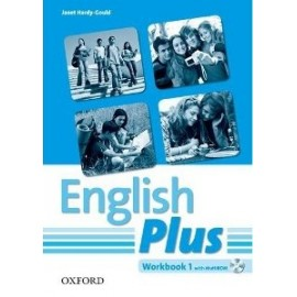 English Plus 1 Workbook + MultiROM (Czech Edition)