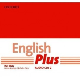 English Plus 2 Class CD