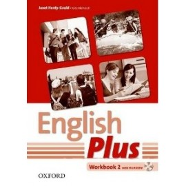 English Plus 2 Workbook + MultiROM (Czech Edition)