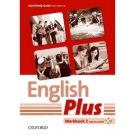 English Plus 2 Workbook + MultiROM