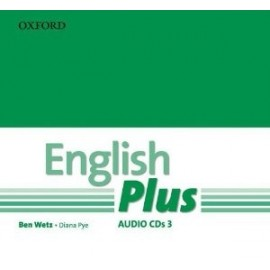 English Plus 3 Class CD
