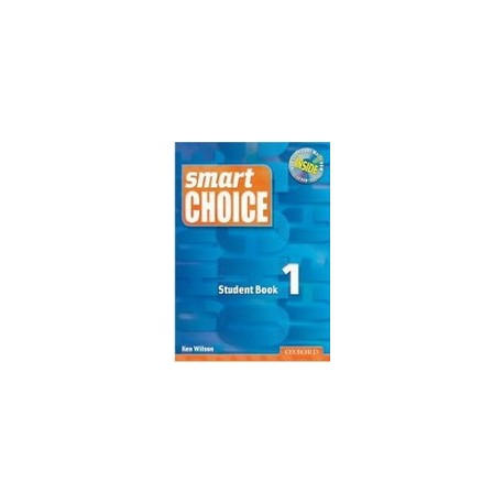 Smart Choice 1 Student's Book + Self Study MultiROM Oxford University Press 9780194305624