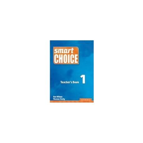 Smart Choice 1 Teacher's Book Oxford University Press 9780194306027