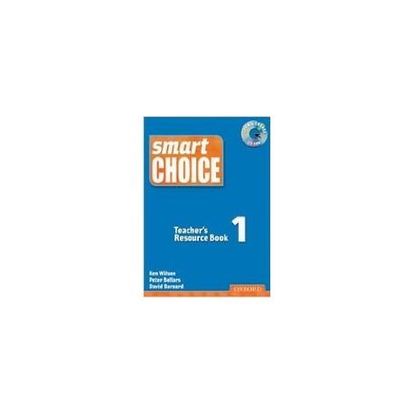 Smart Choice 1 Teacher's Resource Book + CD-ROM Oxford University Press 9780194306171