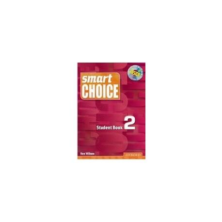 Smart Choice 2 Student's Book + Self Study MultiROM Oxford University Press 9780194305631