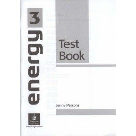 Energy 3 Test Book