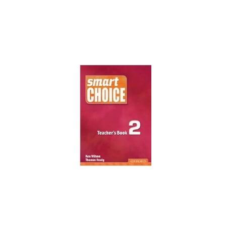 Smart Choice 2 Teacher's Book Oxford University Press 9780194306034
