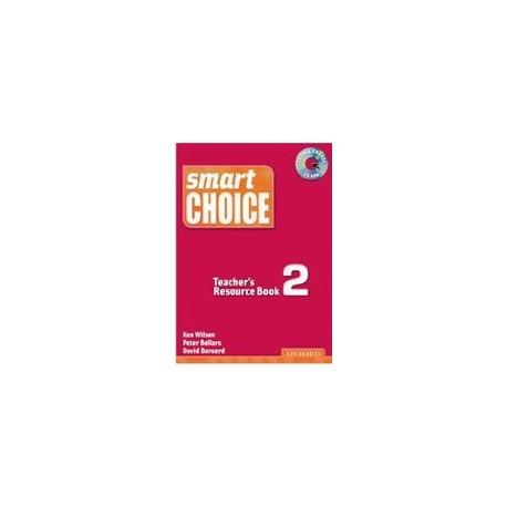 Smart Choice 2 Teacher's Resource Book + CD-ROM Oxford University Press 9780194306188