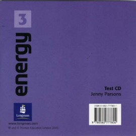Energy 3 Test Audio CD