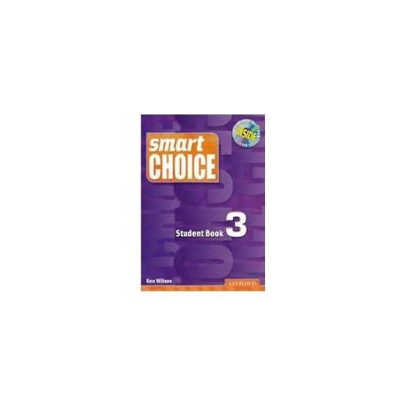 Smart Choice 3 Student's Book + Self Study MultiROM Oxford University Press 9780194305648