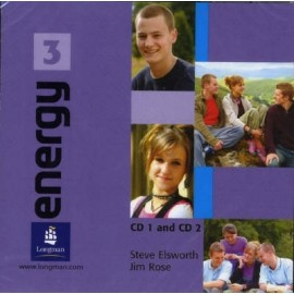 Energy 3 Class Audio CDs (3)