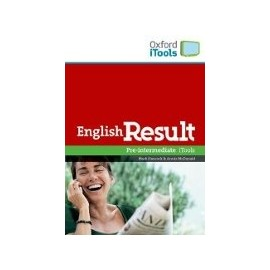 English Result Pre-intermediate iTOOLs Teacher's Pack