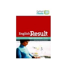 English Result Upper-intermediate iTOOLs Teacher's Pack