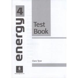 Energy 4 Test Book
