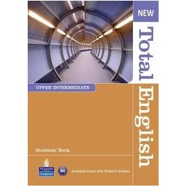 New Total English Upper-Intermediate Student's Book with Active Book CD-ROM