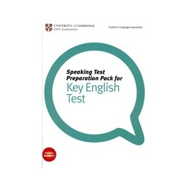 Speaking Test Preparation Pack for KET