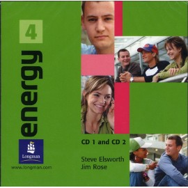 Energy 4 Class Audio CDs (3)