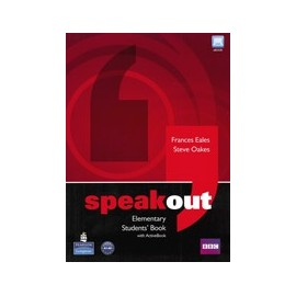 Speakout Elementary Student's Book with DVD / Active Book