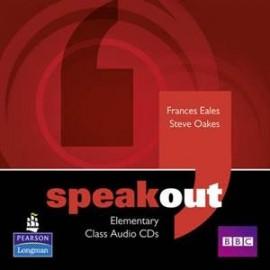 Speakout Elementary Class CDs