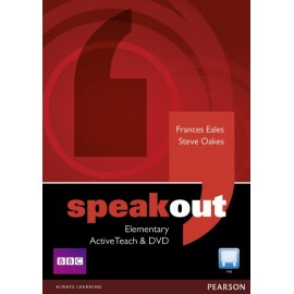 Speakout Elementary Active Teach (Interactive Whiteboard Software)