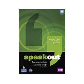 Speakout Pre-intermediate Student's Book with DVD / Active Book