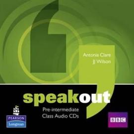 Speakout Pre-intermediate Class CDs