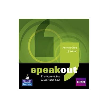 speakout pre гдз