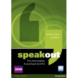 Speakout Pre-intermediate Active Teach (Interactive Whiteboard Software)