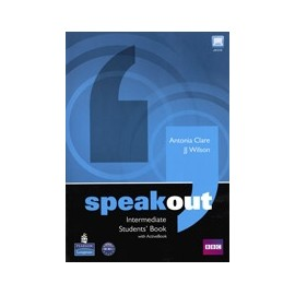 Speakout Intermediate Student's Book with DVD / Active Book