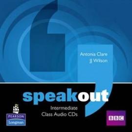 Speakout Intermediate Class CDs