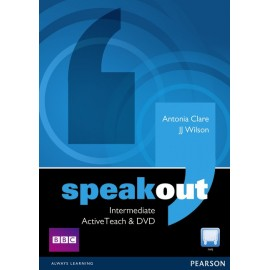 Speakout Intermediate Active Teach (Interactive Whiteboard Software)