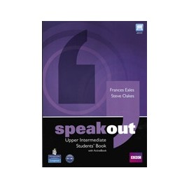 Speakout Upper-intermediate Student's Book with DVD / Active Book