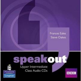 Speakout Upper-intermediate Class CDs