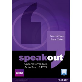 Speakout Upper-intermediate Active Teach (Interactive Whiteboard Software)