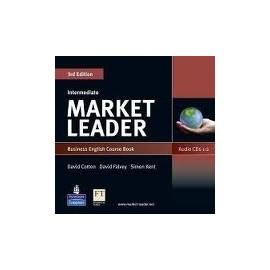 Market Leader Third Edition Intermediate Audio CDs