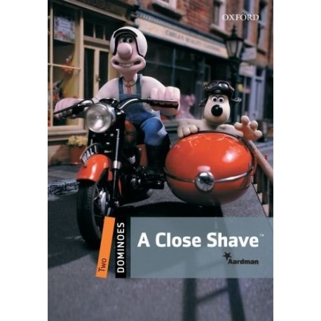 Oxford Dominoes: A Close Shave + MultiROM Oxford University Press 9780194248334