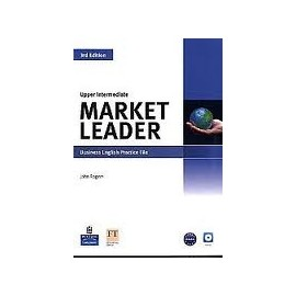 Market Leader Third Edition Upper-Intermediate Practice File + CD