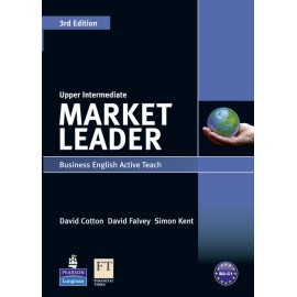 Market Leader Third Edition Upper-Intermediate Active Teach (Interactive Whiteboard Software)