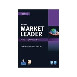 Market Leader Third Edition Advanced Coursebook + DVD-ROM
