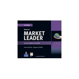 Market Leader Third Edition Advanced Audio CDs