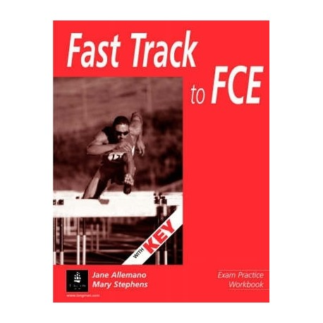 Fast Track to FCE Exam Practice Workbook (With Key) Longman 9780582405813