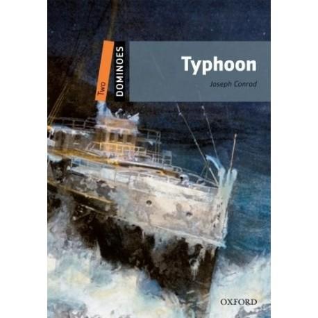 Oxford Dominoes: Typhoon + MultiROM Oxford University Press 9780194248457