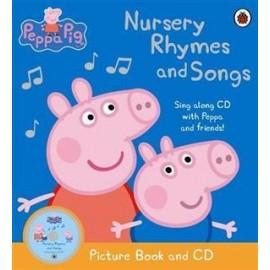 Peppa Pig: Nursery Rhymes and Songs + CD